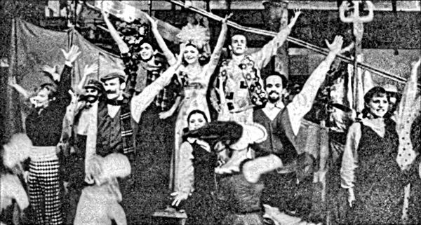 Пресса о ФЭСТе   архив газетных публикаций Игоря Янковского