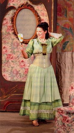 Ульяна Чеботарь:  Я прикипела сердцем и душой к театру