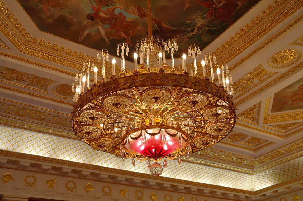 Большой дворец.  Таврический зал.