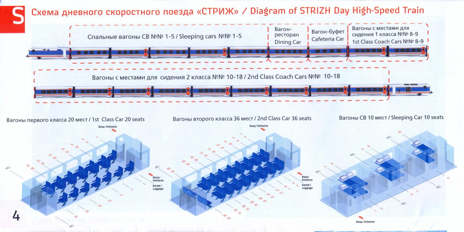 Ласточка схема вагона нижний новгород-москва5